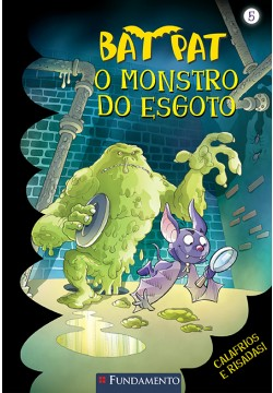 Bat Pat - O monstro do esgoto
