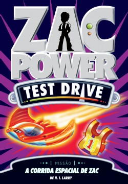 Zac Power Test Drive 16 - A corrida espacial de zac
