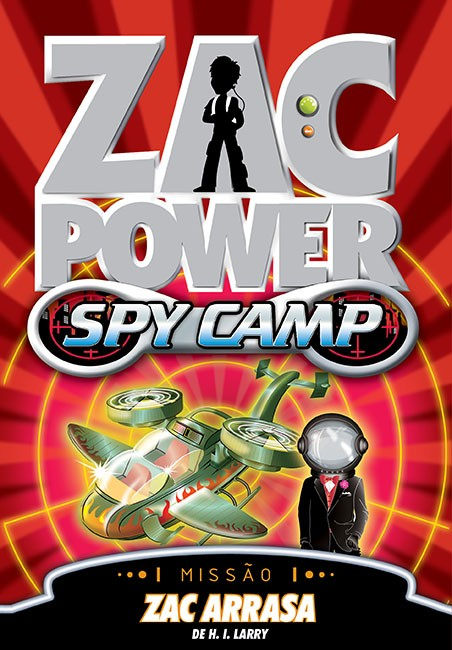 Zac Power Spy Camp - Zac arrasa