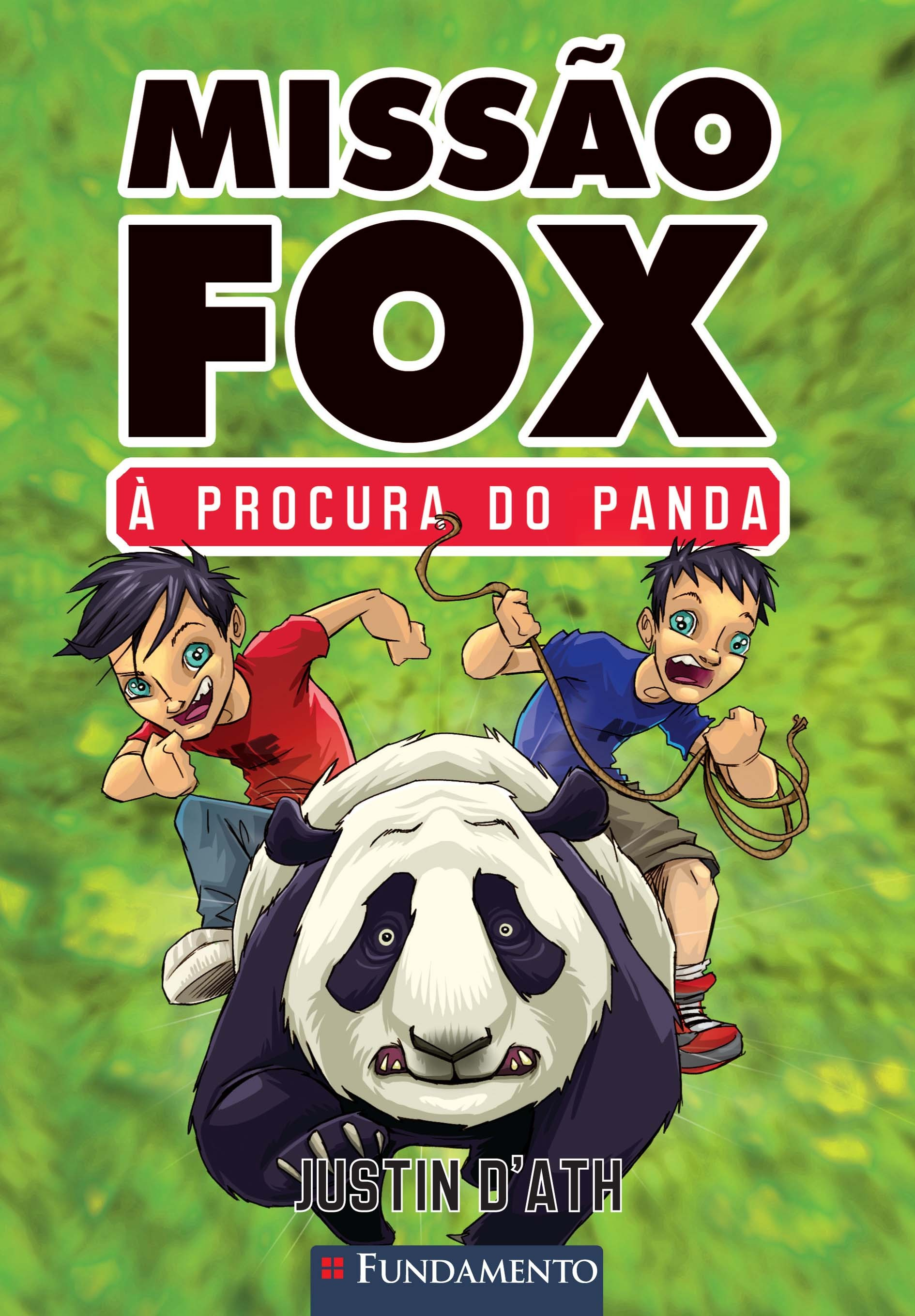 Missão fox 02 - À procura do panda