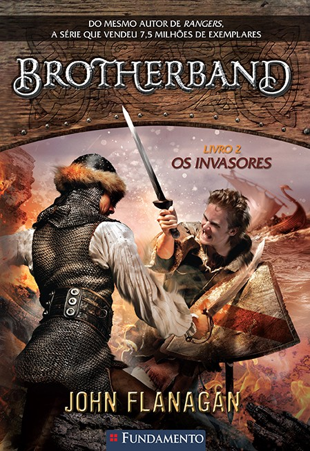 Brotherband 02 - Os invasores