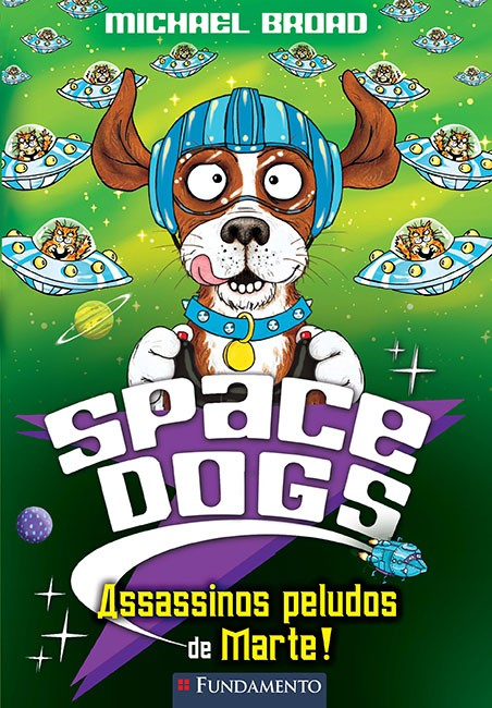 Space dogs - Assassinos peludos de marte!