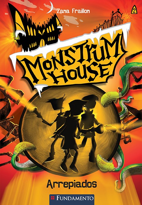 Monstrum House 02 - Arrepiados