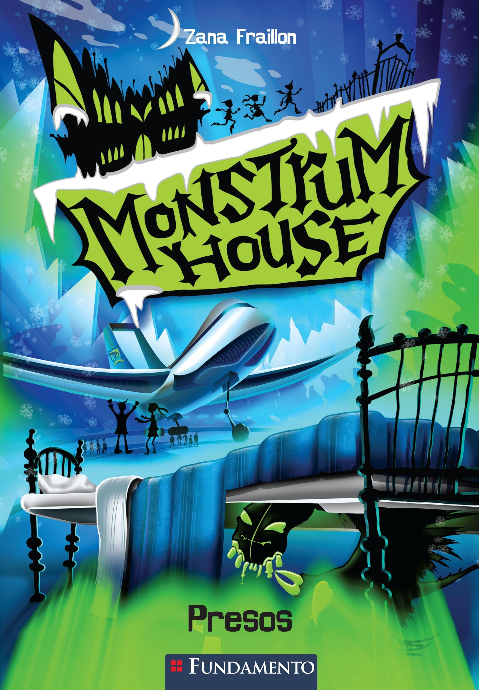 Monstrum House 01 - Presos