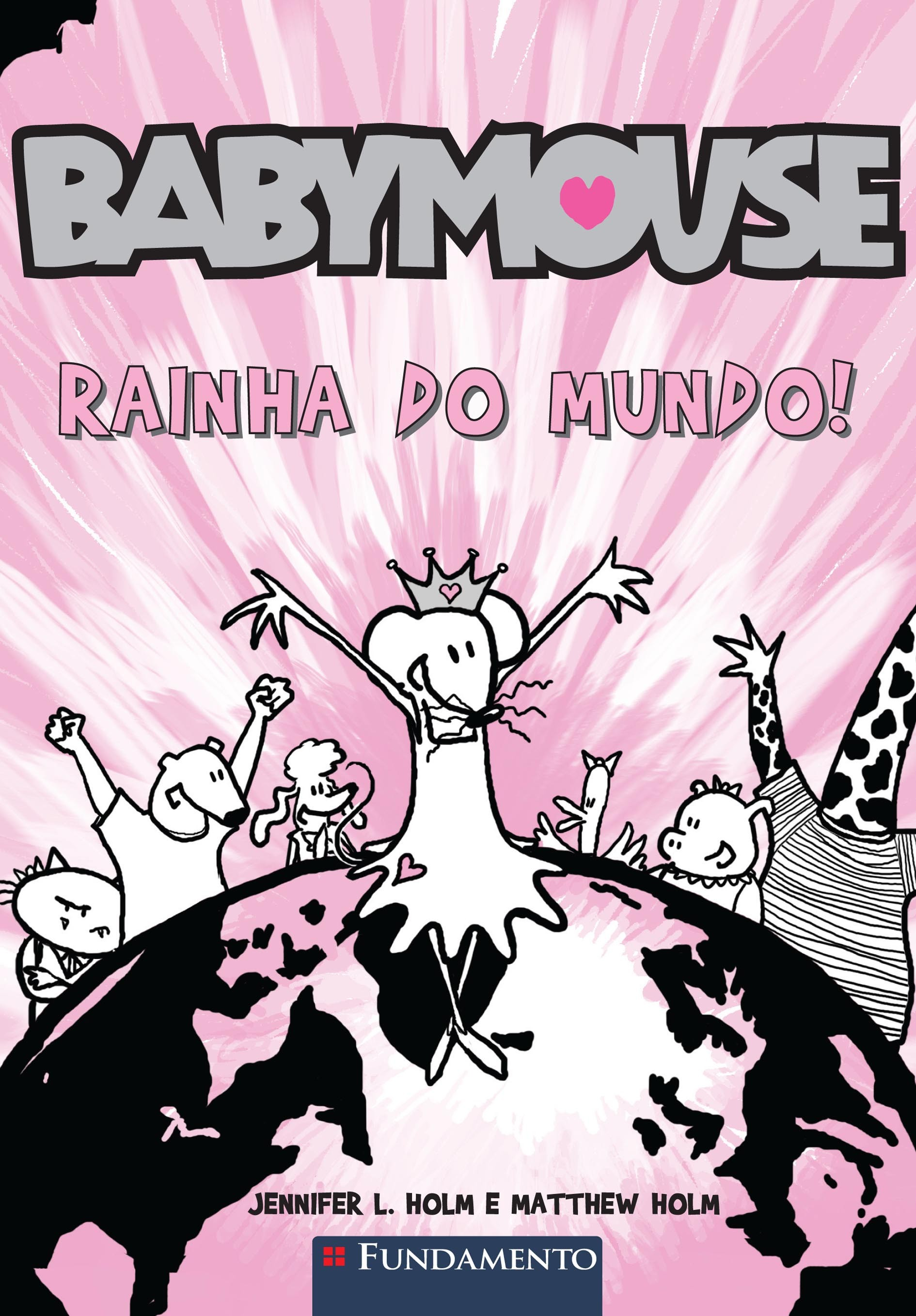 Babymouse - Rainha do mundo
