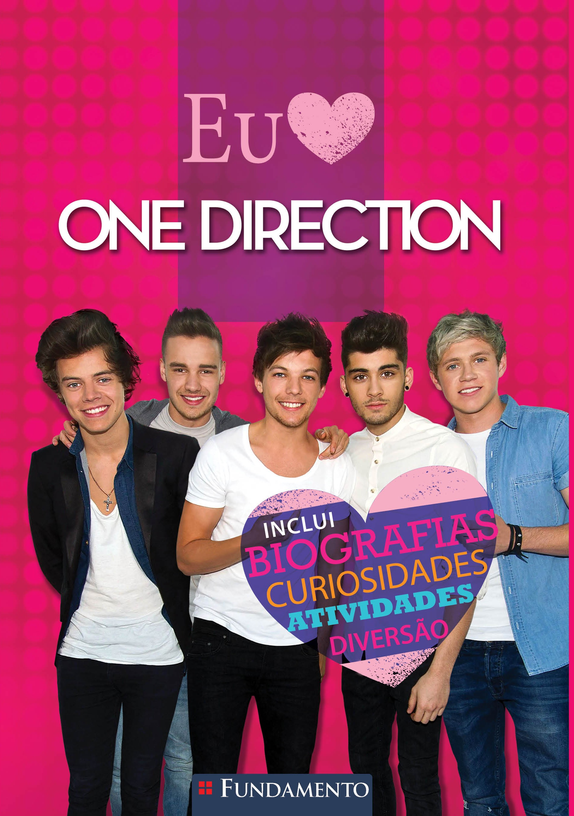 Eu amo One Direction