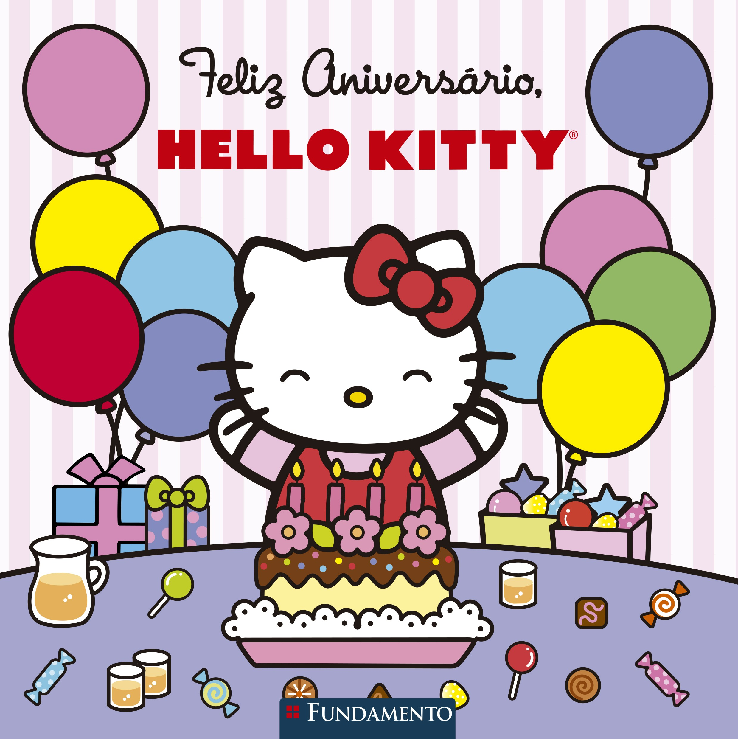 Hello Kitty - Feliz aniversário, Hello Kitty