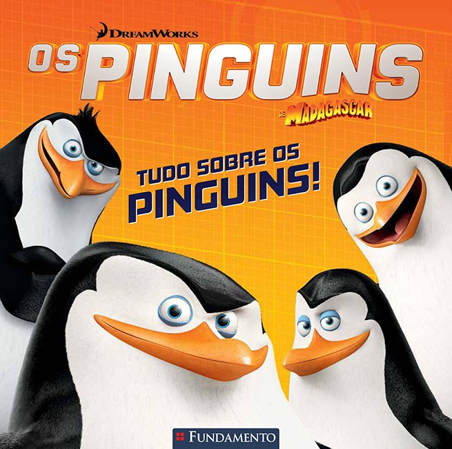 Os pinguins de Madagascar - Tudo sobre os pinguins
