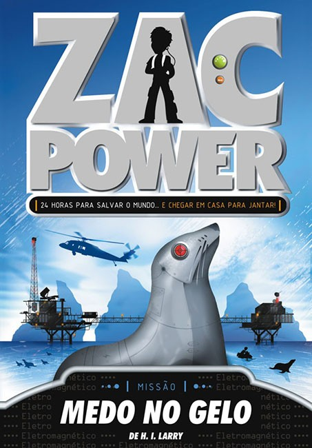 Zac Power 04 - Medo no gelo