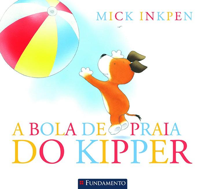 Kipper - A bola de praia do Kipper