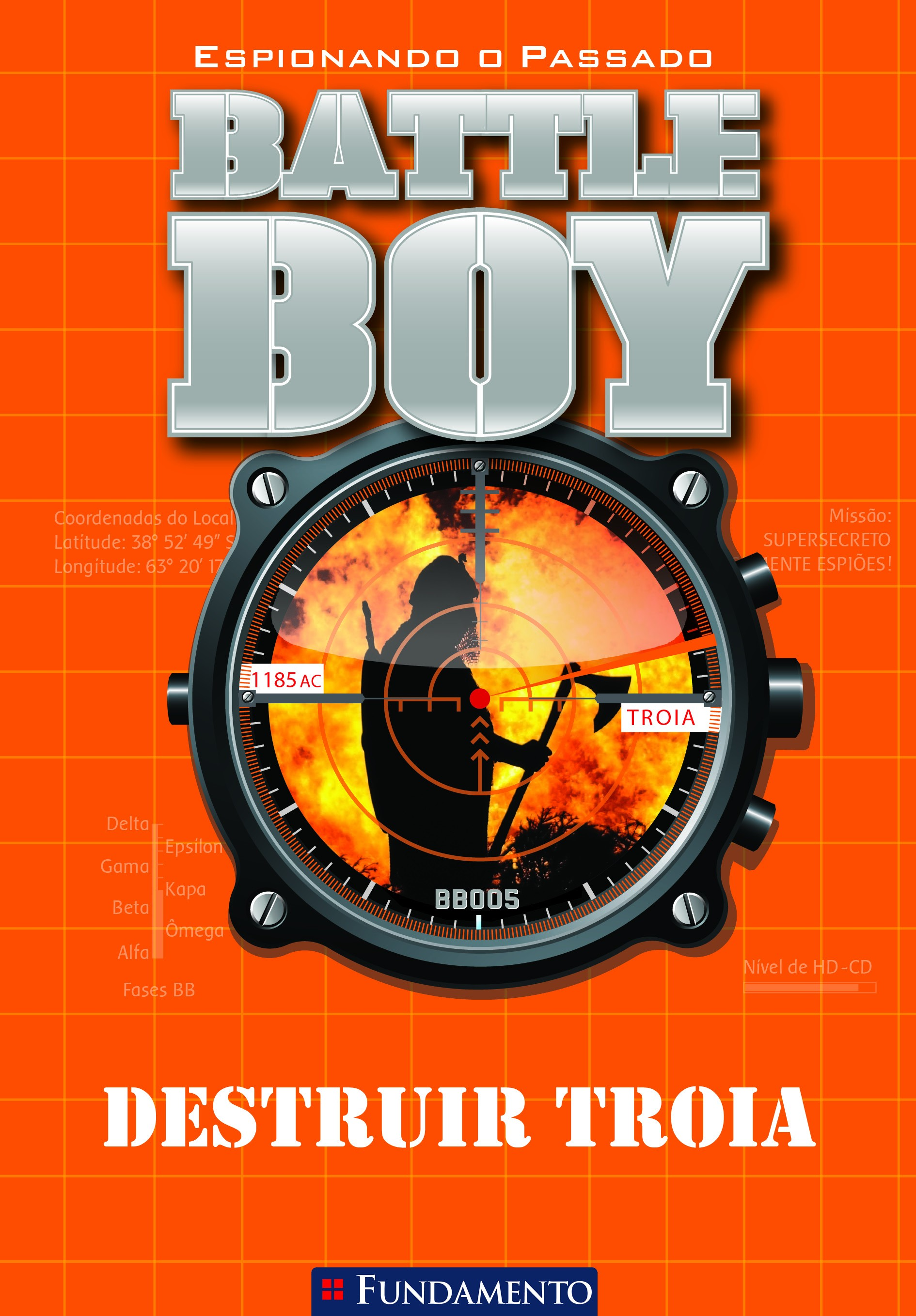 Battle Boy - Destruir Troia