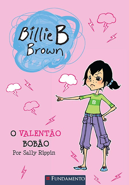 Billie B. Brown - O valentão bobão