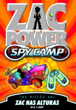 Zac Power Spy Camp - Zac nas alturas