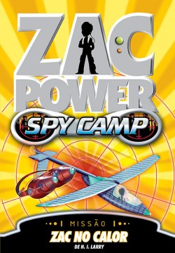 Zac Power Spy Camp - Zac no calor