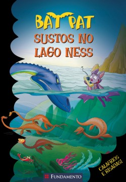 Bat Pat - Sustos no Lago Ness!