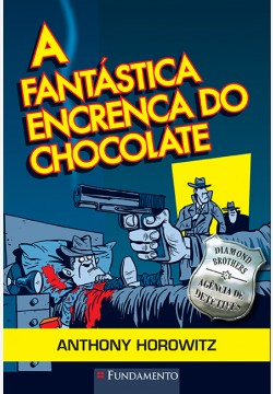 Diamond Brothers - A fantástica encrenca do chocolate