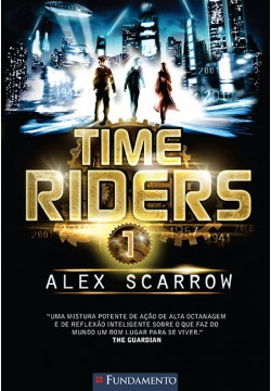 Time Riders 1