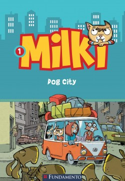 Milki 01 - Dog City