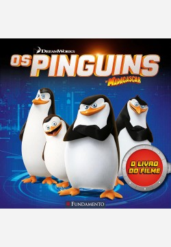 Os pinguins de Madagascar - O livro do filme