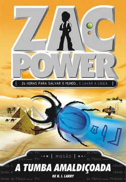Zac Power 06 - A tumba amaldiçoada