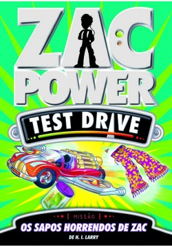 Zac Power Test Drive 05 - Os sapos horrendos de Zac