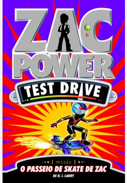 Zac Power Test Drive 12 - O passeio de skate de Zac